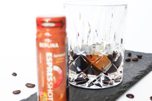 Espressodka Berlina Espresshot und Vodka